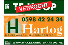 Hartog Makelaardij en Assurantiën B.V. Slochteren