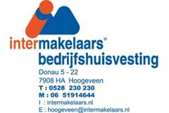 Intermakelaars Bedrijfshuisvesting Hoogeveen