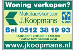 Makelaarskantoor J. Koopmans Beetsterzwaag